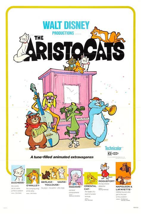 film disney cartoon the aristocats animated film review mysf reviews