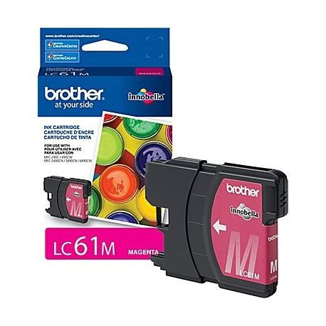 Tinta Lc 535x Colour Magenta ink cartridge for lc 61 magenta