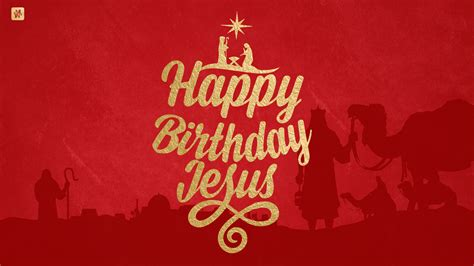 Ordinary Church Of Christ Sermon Ideas #2: Happy-birthday-jesus-screen.jpg