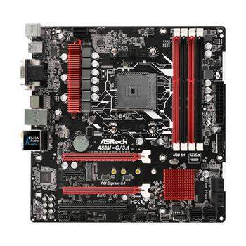 Asrock A88m G 3 1 Motherboard asrock a88m g 3 1 motherboard with usb type a c ln69608