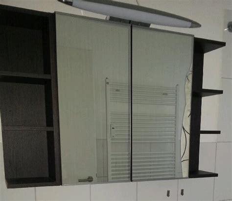 spiegelschrank quoka spiegelschrank lillangen ikea inkl sideboards schwarz