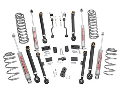 Shocks For 1998 Jeep Grand Jeep Zj Grand 4 Quot Suspension Lift 1993 1998