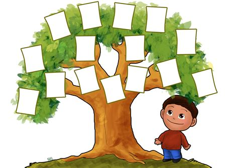 picture of a family tree template free family tree clipart pictures clipartix