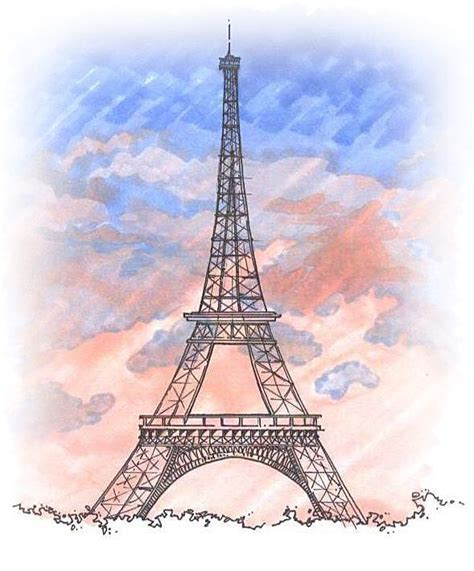 Good Color Pairs by Best 25 Paris Drawing Ideas On Pinterest Awesome