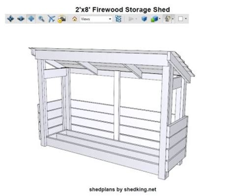 3 Sided Shed Plans Free by 3 Sided Shed Plans How To Build Diy By