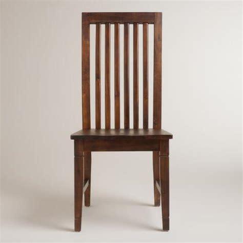 bishop chairs bishop dining chairs set of 2 world market