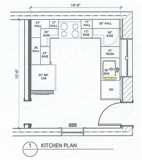 small kitchen floor plans small u shaped kitchen design layout search