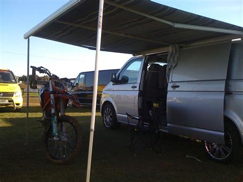 Vw T5 Awnings by Image Gallery Transporter Awnings