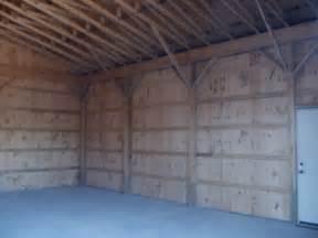beautiful Types Of Interior Walls In Houses #2: pole-barn-interior-b.jpg