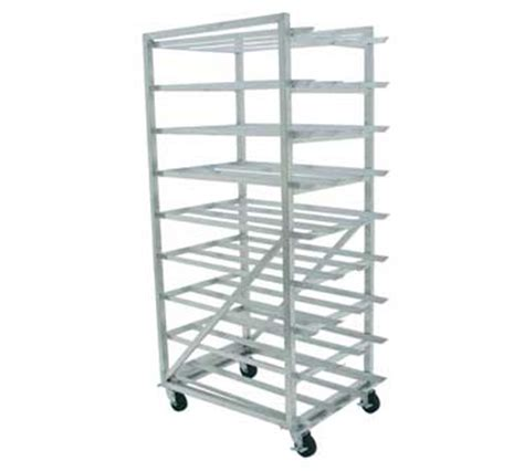 Can Storage Racks by Advance Tabco Cr10 162m Mobile Can Storage Rack For 5