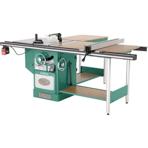 10 inch cabinet table saw grizzly g0652 3 phase heavy duty cabinet table saw with