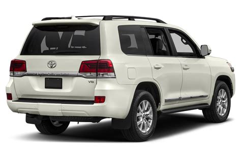 2017 Toyota Land Cruiser Price Photos Reviews Features