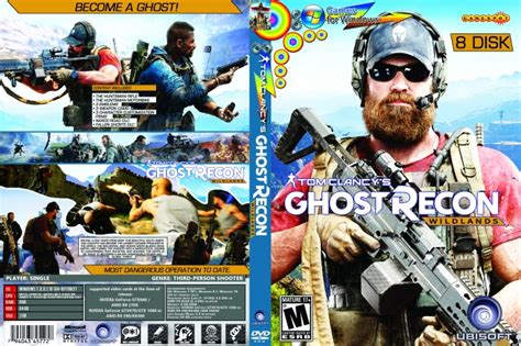 Pc Tom Clancy S Ghost Recon Wildlands No Disc Box Key Only 1 Tom Clancy S Ghost Recon Wildlands Pc Box Cover By