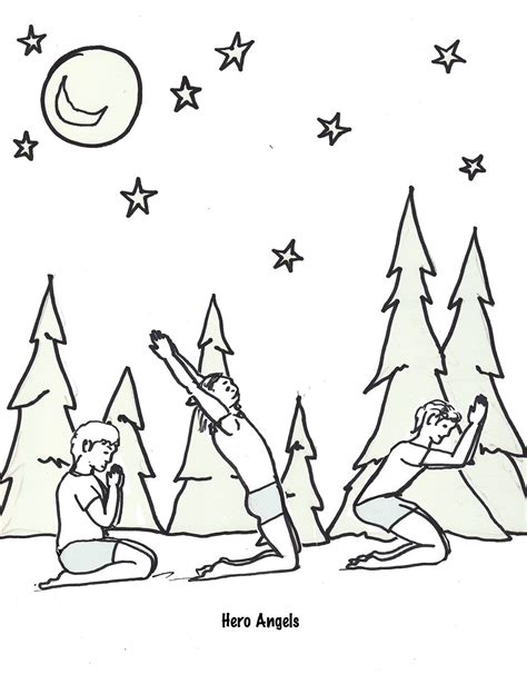 free printable yoga coloring pages yoga coloring pages