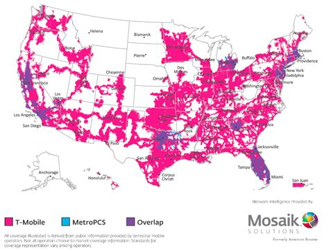 at t coverage map usa t mobile coverage map usa
