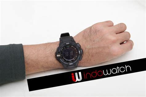 Jam Tangan Casio Pro Trek Prg 270 6a Tough Solar Original On Bagaimana Wujud Beberapa Jam Casio Protrek Saat