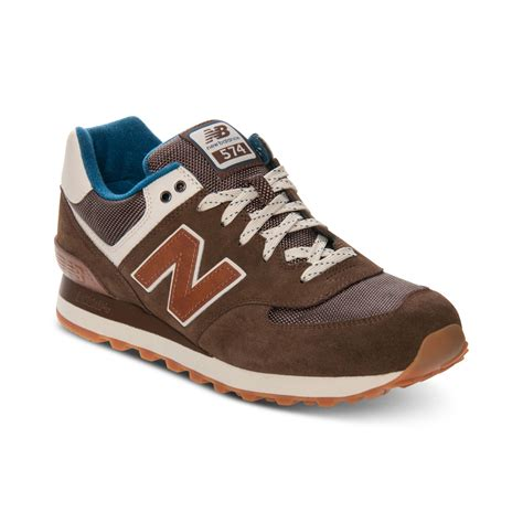 new balance sneakers mens new balance mens 574 casual sneakers from finish line in