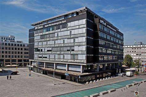 bw bank standorte hauptgeb 228 ude stuttgart baden w 252 rttembergische bank