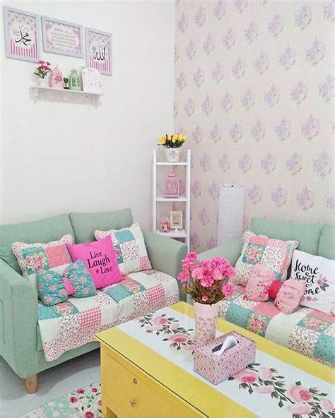 desain interior ruang tamu minimalis terbaru 30 desain ruang tamu shabby chic minimalis cantik terbaru