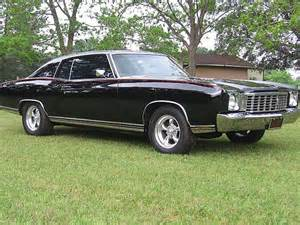 1972 chevrolet monte carlo for sale jacksonville