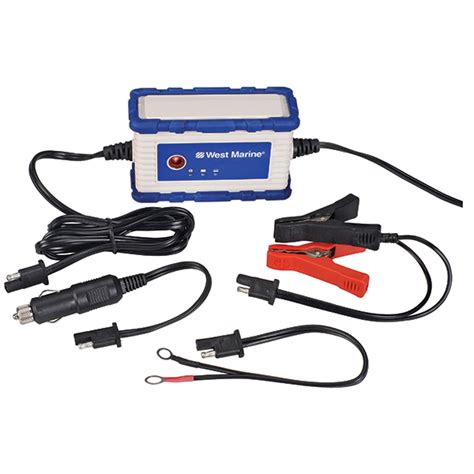west marine bc2wm battery charger maintainer west marine