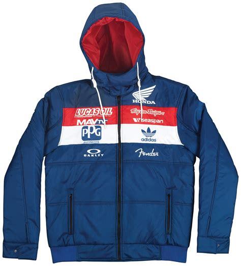 design jacket for team troy lee 2014 tld team jacket revzilla
