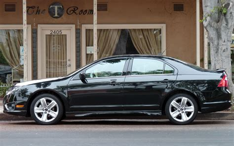 2010 Ford Fusion Sport Reviews by 2010 Ford Fusion Sport Review Road Test