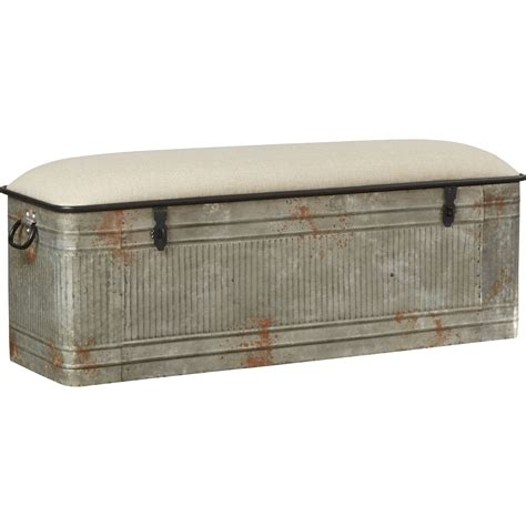 metal storage bench august grove dublin metal storage bedroom bench reviews