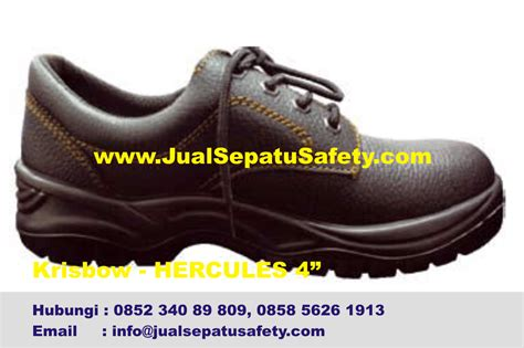 Sepatu Safety Krisbow Arrow 1181 x