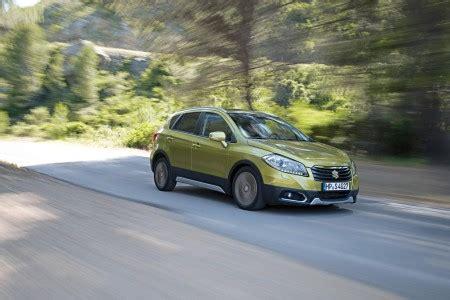 Billige Versicherung Welches Auto by Co2 Challenge Der Auto Zeitung Suzuki Sx4 S Cross Gl 228 Nzt