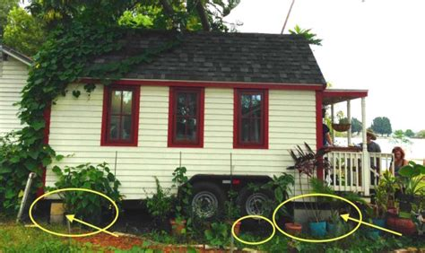 where to put a tiny house 10 ways to protect your tiny house on wheels from theft