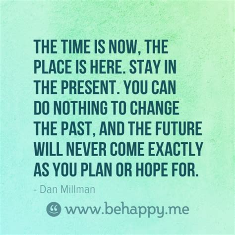 the power of now stay with the present yourself