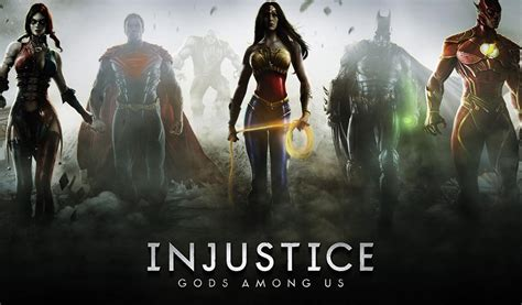 injustice gods among us 1401272479 injustice gods among us aparece en ios