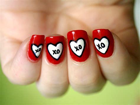imagenes de uñas pintadas de color rojo ideas para decorar las u 241 as de rojo mis u 241 as decoradas