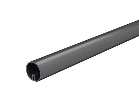 pertura handlauf handlauf pertura aluminium anthrazit rund l 1500 mm 216 40