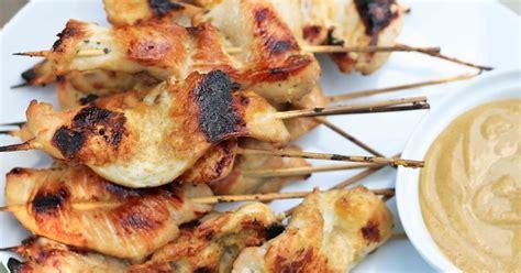 Mustard Glazed Pork Skewers by Foodie Tequila Mustard Glazed Chicken Skewers