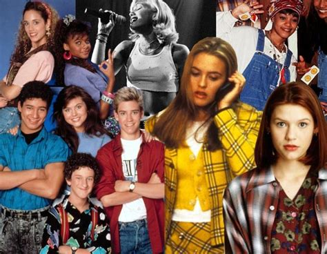 film remaja tahun 90an gaya busana fashion tahun 90an yang kembali trend tahun