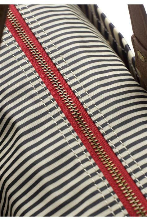 Sale Babymel Milli Stripe Navy babymel millie bag in navy stripes