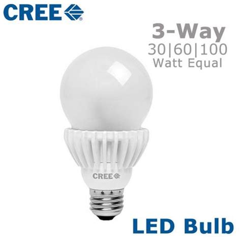 3 way led lights cree led 3 way light three way switched