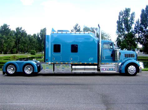 luxury semi trucks best semi truck luxury autos post