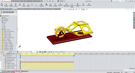 tutorial solidworks motion study solidworks motion study motor tutorial impremedia net