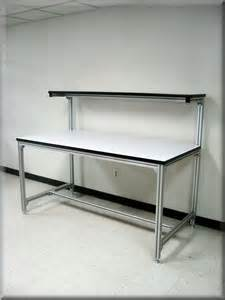 Aluminum Folding Table Rdm Aluminum Extrusion Tables With Adjustable Height
