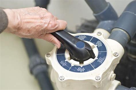 Multi Regulator Tv swimming and multiport backwash valve problems