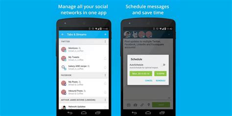 hootsuite for android hootsuite for android updated with material design and other improvements