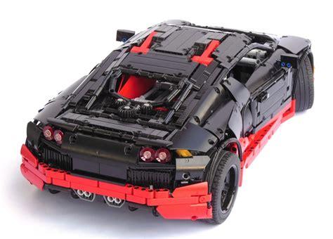 lego bugatti veyron sport lego bugatti veyron ss the lego car