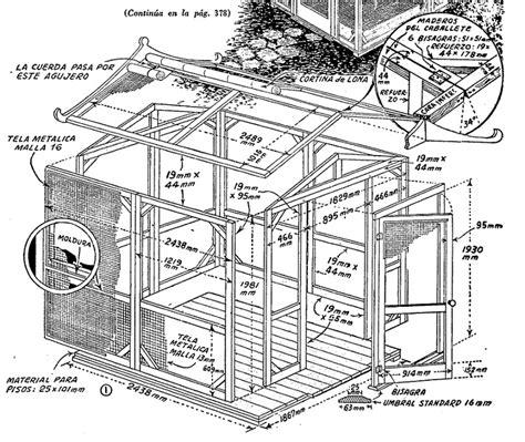 planos de casas de madera para ninos gratis