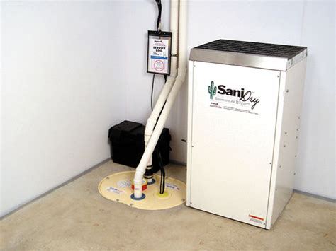 triplesafe sump system with three pumps battery