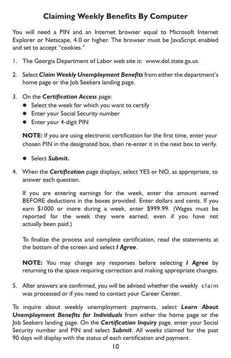 Workinginoregon Org Weekly Claim