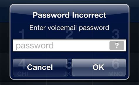 voicemail password android at t increasing security with voicemail passwords digital trends