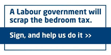 what is bedroom tax uk the labour party scrap the bedroom tax